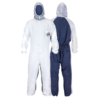 SAS Safety 6940 Moonsuit Nylon / Cotton Coveralls, XXX-Large