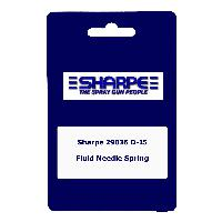 Sharpe 29036 D-15 Fluid Needle Spring