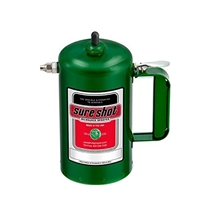Sure Shot Model A Steel Sprayer, Green, 1 quart