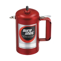 Sure Shot Model A Steel Sprayer, Red, 1 quart