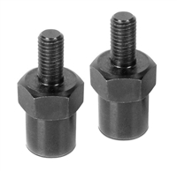 "Tiger Tool 11010 Axle Shaft Puller Adapters, 1/2"" x 20, pair"