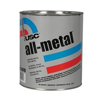 USC 14060 All-Metal Specialty Body Filler, Quart
