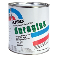 USC 24030 DURAGLAS® Fiberglass Filled Body Filler, Gallon