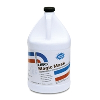 USC 36135 MAGIC MASK Professional Overspray Masking Liquid, gallon