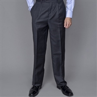 Barry's Menswear Charcoal Gray Dress Pants