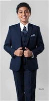 Boys Classic 5-Piece Suit