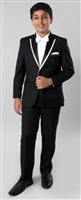 Barry's Menswear Classic Boys 4 Piece Tuxedo