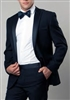 Barry's Menswear Slim Fit Fabric Trim Tuxedo