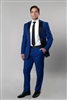 Barry's Menswear Slim Fit Peak Lapel Tuxedo