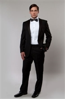 Slim Fit - Traditional - Notch Lapel Tuxedo
