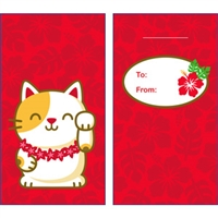 Lucky Cat Lucky Money Envelopes