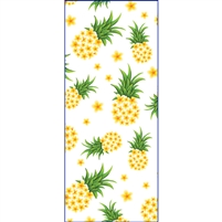 Plumeria Pineapple Treat Bags - Medium