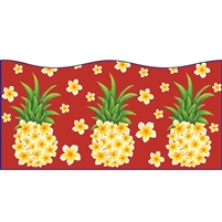 Plumeria Pineapple Small Wiki Box Kit