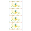 Aloha Pineapple Treat Bags - Medium