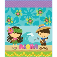 Aloha Cuties Medium Tote