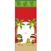 Aloha Cuties Mele Kalikimaka Treat Bags - Large, 15 ct.
