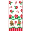Gingerbread Hula Treat Bags - Large