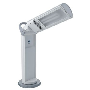 Twist Portable Lamp White by The Daylight Company (U33700)