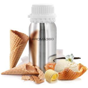 Aroma360 Diffuser Scent - Waffle Cone | Sizes: 120 mL. 200 mL. 500 mL. 3 Liter and 4 Liter ()