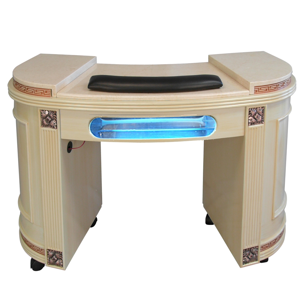 manicure table gharieni ihwx pedi equipment tables chairs mano ghareni and by bowls mani furniture category