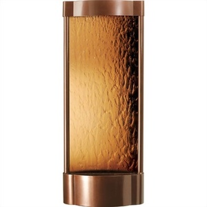 "Serrano Vertical Wall Fountain 47.25"" x 19"" by BluWorld of Water (SV4DB)"