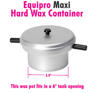 Equipro Hard Wax Maxi Container (42101)