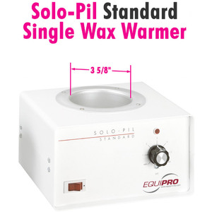 Solo-Pil Standard Single Wax Warmer by Equipro (41100)