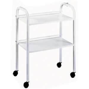 2 Shelf Trolley by Equipro (51200)