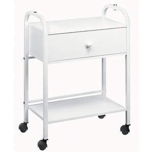 1 Shelf Trolley with Drawer by Equipro (51201)