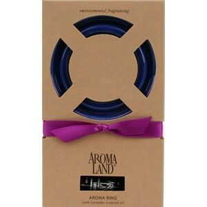 Aroma Ring Blue 6 Pack - Aromatherapy Gifts Wedding Favors Retail (10ARB-6)