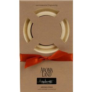 Aroma Ring Latte 6 Pack - Aromatherapy Gifts Wedding Favors Retail (10ARL-6)