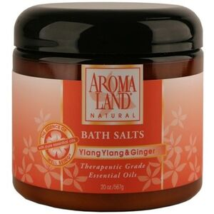 Bath Salts - Ylang Ylang & Ginger 20 oz. 6 Pack - Gifts Wedding Favors Retail (7416BSY-6)