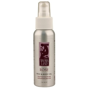 Bulk Spa Rose Face & Body Oil 60 mL. 6 Pack (76FBR2-6)