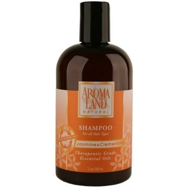 Shampoo - Jasmine & Clementine 12 oz. 6 Pack - Gifts Wedding Favors Retail (7412SHJ-6)