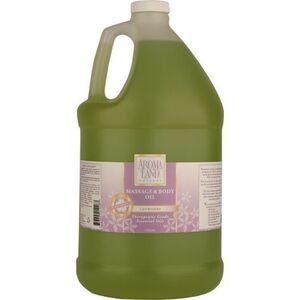 Massage & Body Oil - Lavender 1 Gallon (741GMOL)