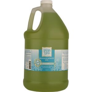 Massage & Body Oil - Rosemary & Mint 1 Gallon (741GMOR)
