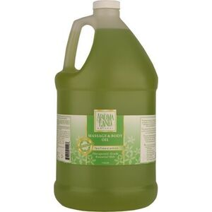 Massage & Body Oil - Tea Tree & Lemon 1 Gallon (741GMOT)