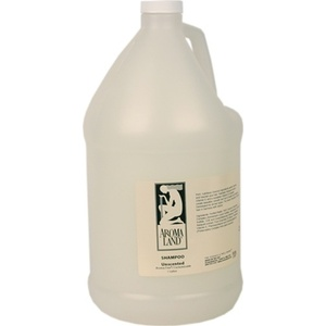 Sulfate Free Shampoo - AromaFree - Unscented 1 Gallon (731GSFSHAF)