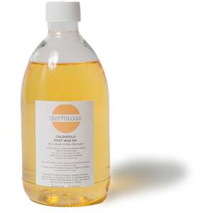 Dermwax Calendula Post Wax Oil 34 oz. - 1 Liter - Case of 6 (D2005 X 6)