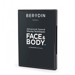 BERODIN ADVANCED WAXING TECHNIQUES DVD: Face and Body (30-7000)