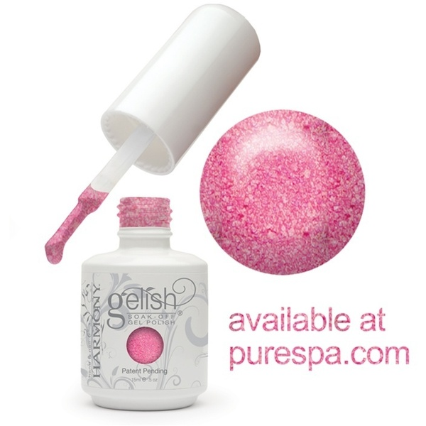 Gelish Color Coat: High Bridge 0.5oz. - 15mL. - Gelish Soak Off Gel Nail Polish (01333)