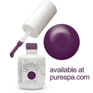 Gelish Color Coat: Star Burst 0.5oz. - 15mL. - Gelish Soak Off Gel Nail Polish (01338)