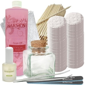 Gelish Soak Off Kit - EVERYTHING You Need for Gelish Soak Off Success!