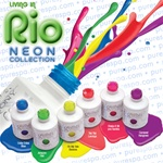 IN STOCK! Bundle of The New 6 Gelish Colors - Living in Rio Neon Collection - Gelish Soak Off Gel Nail Polish by Nail Harmony