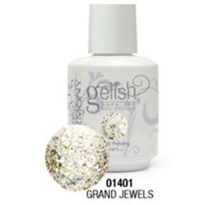 Gelish Color Coat: Grand Jewels / 0.5 oz. - 15 mL. - Gelish Soak Off Gel Nail Polish by Nail Harmony <font color=#FFFFFF>(01401)</font>