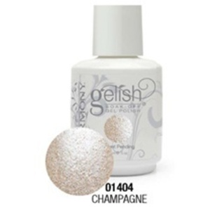 Gelish Color Coat: Champagne / 0.5 oz. - 15 mL. - Gelish Soak Off Gel Nail Polish by Nail Harmony <font color=#FFFFFF>(01404)</font>