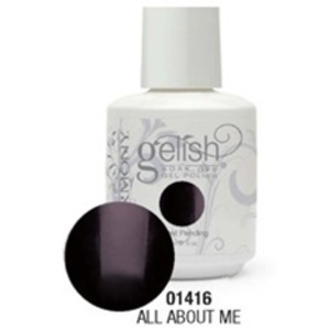 Gelish Color Coat: All About Me / 0.5 oz. - 15 mL. - Gelish Soak Off Gel Nail Polish by Nail Harmony <font color=#FFFFFF>(01416)</font>