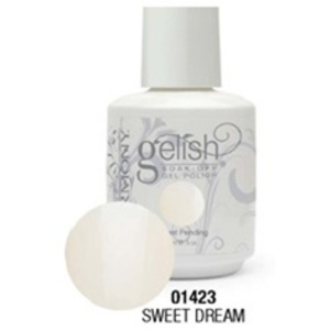 Gelish Color Coat: Simply Irresistible (formerly Sweet Dream) / 0.5 oz. - 15 mL. - Gelish Soak Off Gel Nail Polish by Nail Harmony <font color=#FFFFFF>(01423)</font>