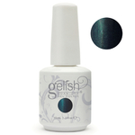 Gelish Color Coat: The Dark Side 0.5oz. - 15mL. - Gelish Soak Off Gel Nail Polish by Nail Harmony (#01427)
