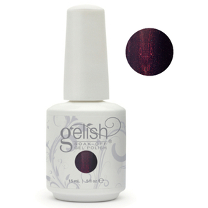 Gelish Color Coat: Inner Vixen 0.5oz. - 15mL. - Gelish Soak Off Gel Nail Polish by Nail Harmony (#01461)